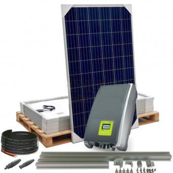 Paquete Solar Autoconsumo 10 kW