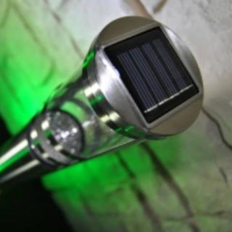 Baliza Solar 3w 1m de altura