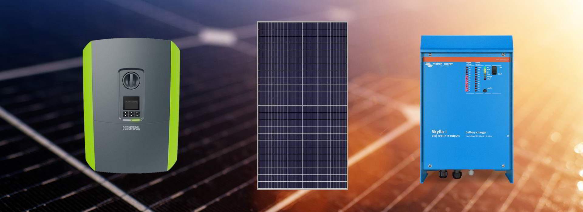 tienda fotovoltaica