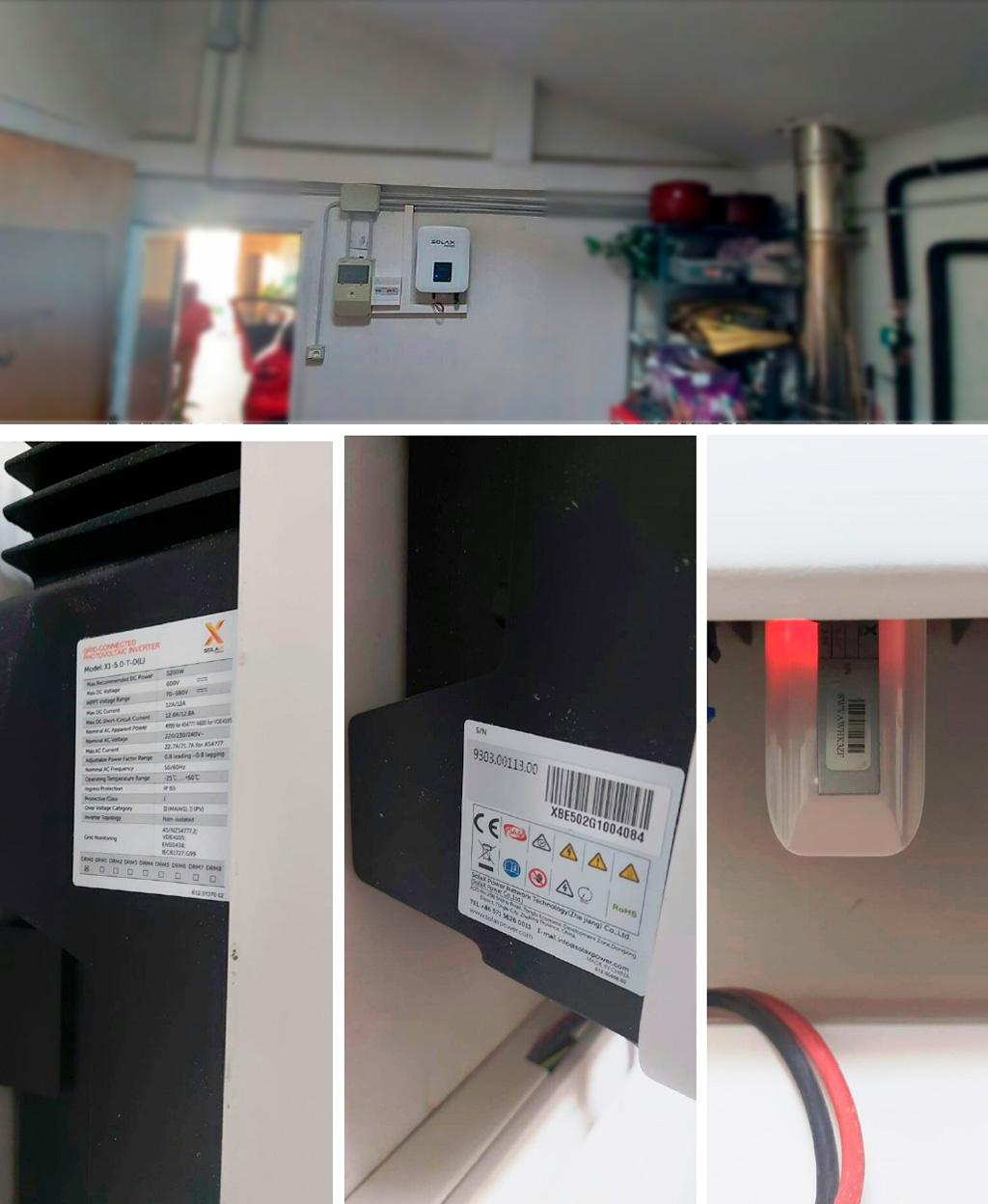 Inversor Fotovoltaico Catoira