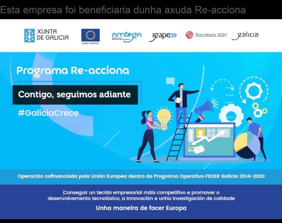 Servicio APC Programa Reacciona IGAPE